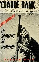 LE SERMENT DE SHANNON