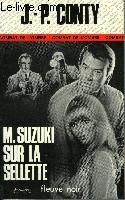 M. SUZUKI SUR LA SELLETTE