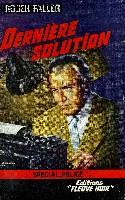 DERNIERE SOLUTION