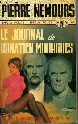 LE JOURNAL DE DONATIEN MOURGUES