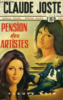 PENSION DES ARTISTES