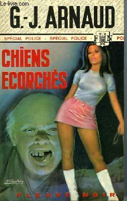 CHIENS ECORCHES