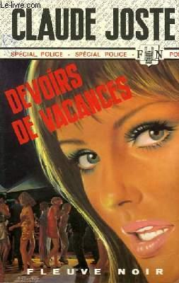 DEVOIRS DE VACANCES