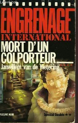 MORT D'UN COLPORTEUR