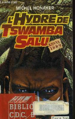 L'HYDRE DE TSWAMBA SALU - UNE AVENTURE DE PARSIFAL CRUSADER