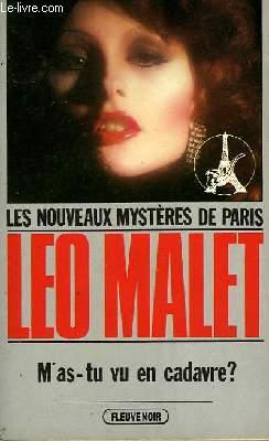 LES NOUVEAUX MYSTERES DE PARIS - M'AS-TU VU EN CADAVRE?