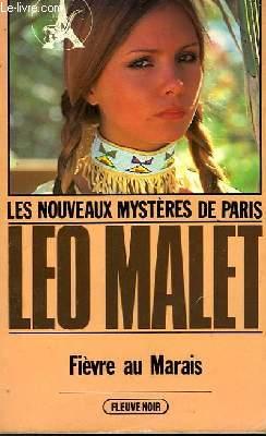 FIEVRE AU MARAIS - LES NOUVEAUX MYSTERES DE PARIS