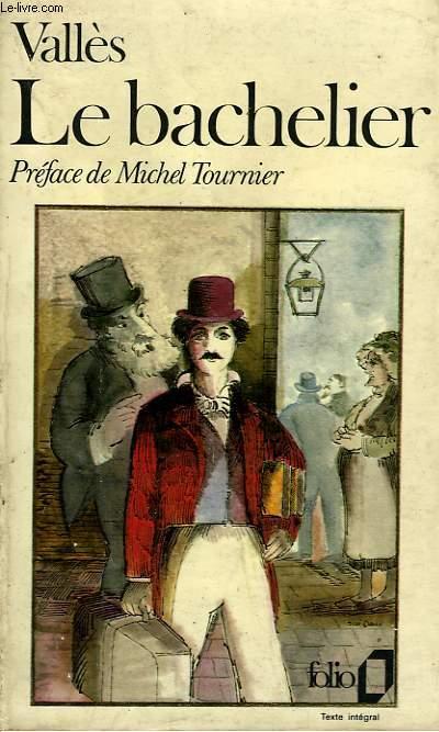 JACQUES VINGTRAS - II - LE BACHELIER