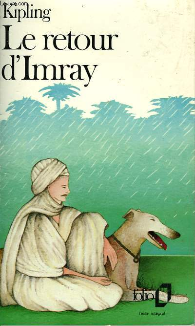 LE RETOUR D'IMRAY