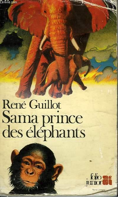 SAMA PRINCE DES ELEPHANTS