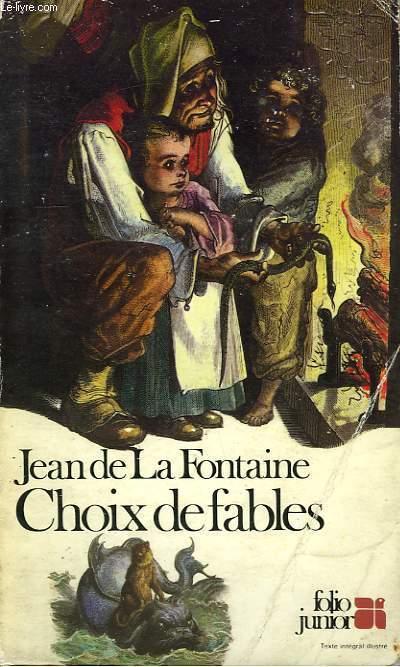 CHOIX DE FABLES