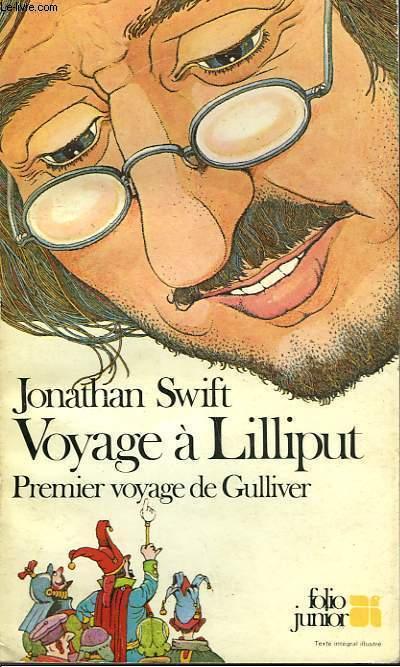 VAYAGES A LILLIPUT - PREMIER VOYAGE DE GULLIVER
