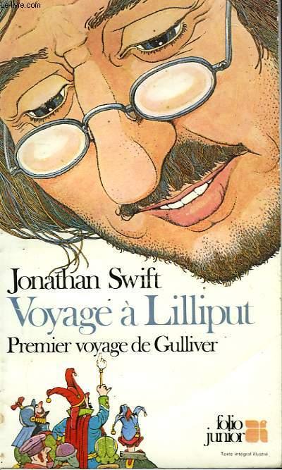 VOYAGE A LILLIPUT - PREMIER VOYAGE DE GULLIVER