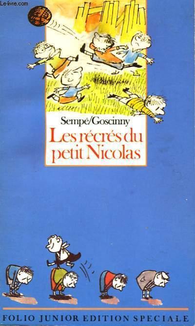 LES RECRES DU PETIT NICOLAS