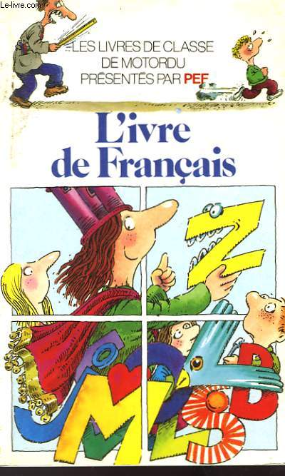 L'IVRE DE FRACAIS