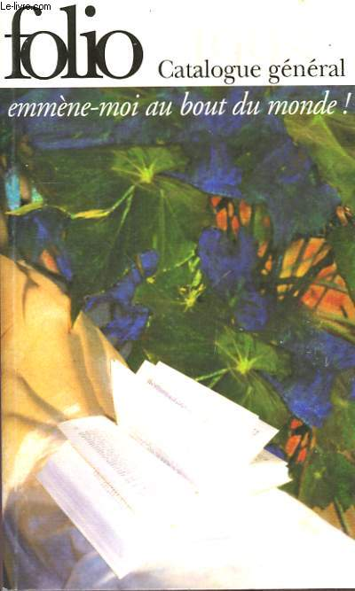 CATALOGUE GENERAL 1998 FOLIO