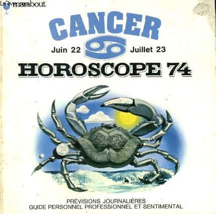 LE CANCER