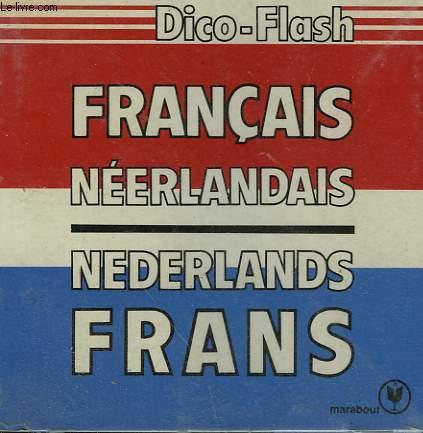 FRANCAIS / NEERLANDAIS - NEDERLANDS / FRANS