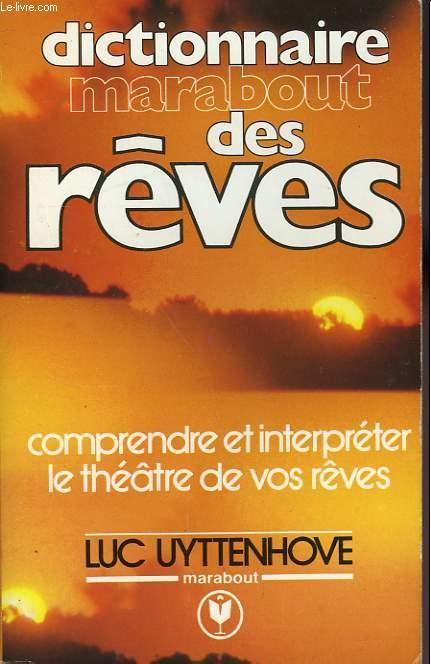 LE DICTIONNAIRE MARABOUT DES REVES
