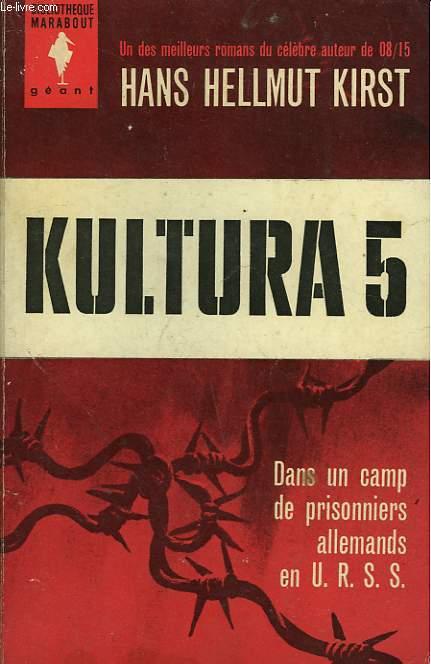 KULTURA 5 - KULTURA 5 UND DER ROTE MORGEN