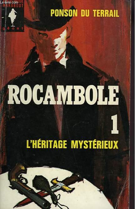 ROCAMBOLE I - L'HERITAGE MYSTERIEUX