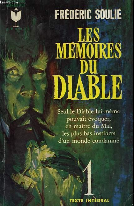 LES MEMOIRES DU DIABLE - TOME I