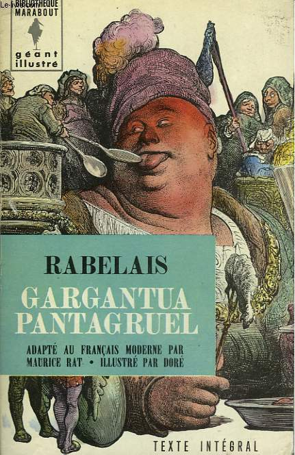 GARGANDUAS PANTAGRUEL