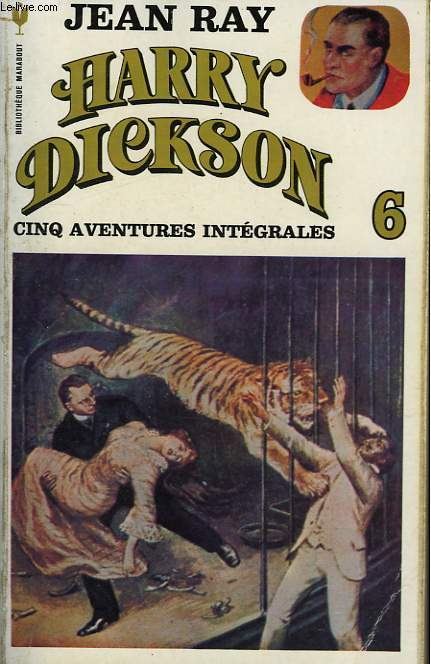 LES AVENTURES D'HARRY DICKSON - TOME IV