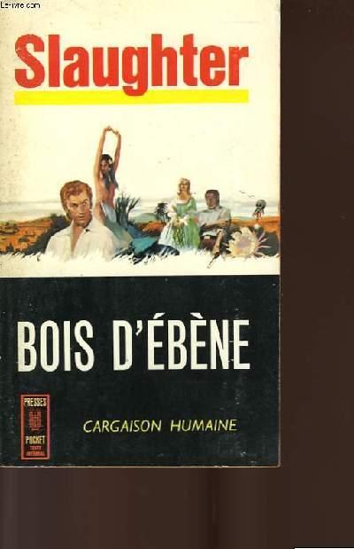 BOIS D'EBENE - THE GOLDEN ISLE-