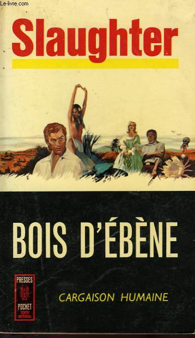 BOIS D'EBENE- THE GOLDEN ISLE.