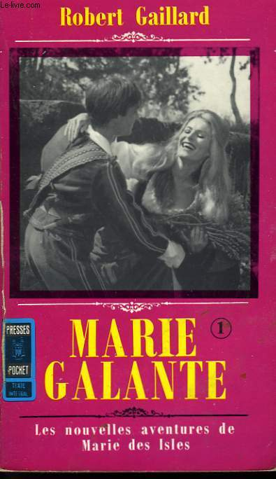 MARIE GALANTE -TOME 1