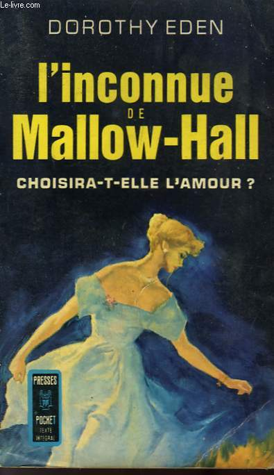 L'INCONNUE DE MALLOW-HALL - SAMANTHA