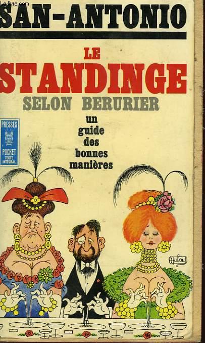LE STANDINGE SELON BERURIER