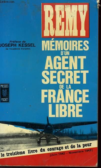 M%EMOIRES D'UN AGENT SECRET DE LA FRANCE LIBRE - TOME 3 (1942-1943)