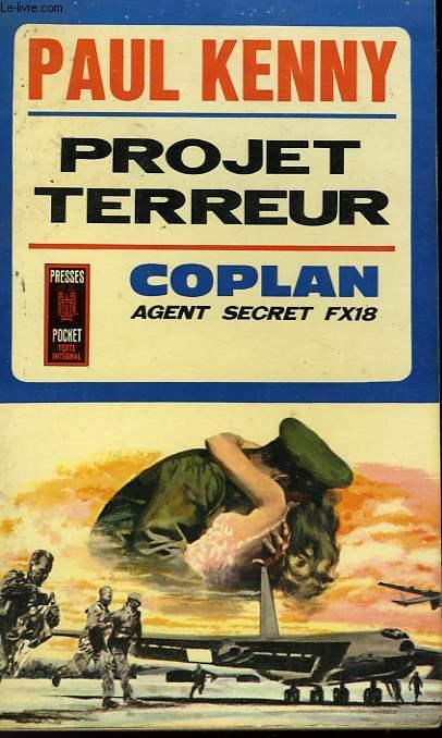 PROJET TERREUR (COPLAN)