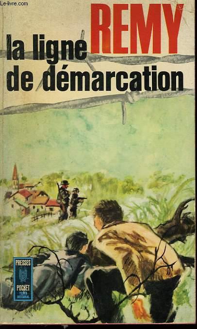 LA LIGNE DE DEMARCATION - TOME 1