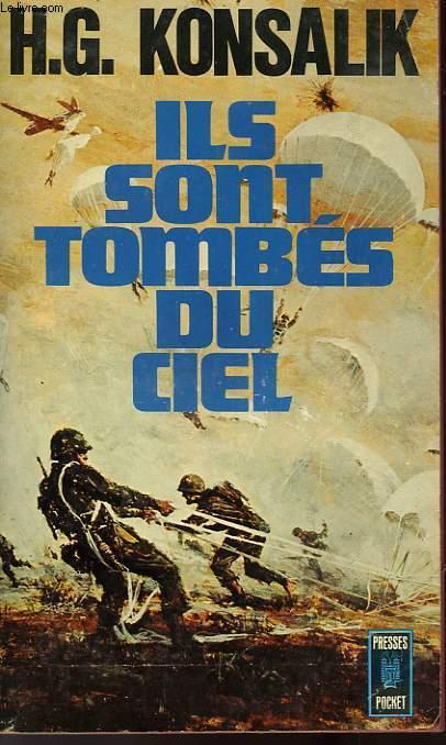 ILS SONT TOMNBES DU CIEL - SIE FIELEN VOM HIMMEL