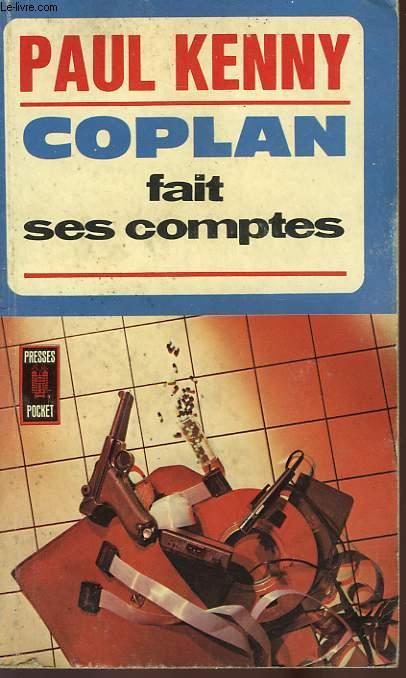 COPLAN FAIT SES COMPTES