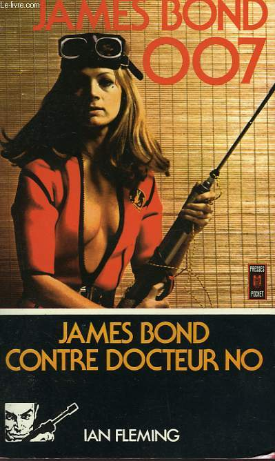 JAMES BOND CONTRE DOCTEUR NO - DOCTEUR NO