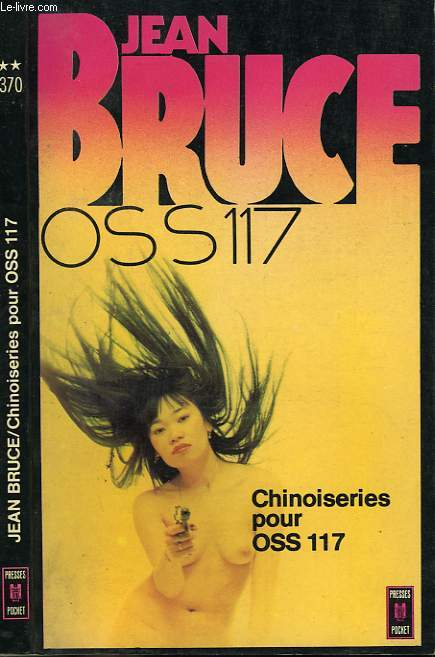 CHINOISERIES POUR OSS 117