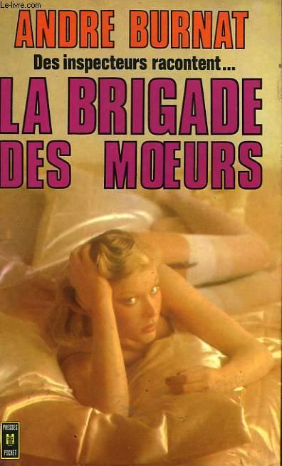 LA BRIGADE DES MOEURS
