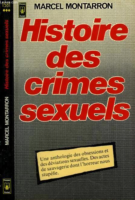 HISTOIRES DES CRIMES SEXUELS