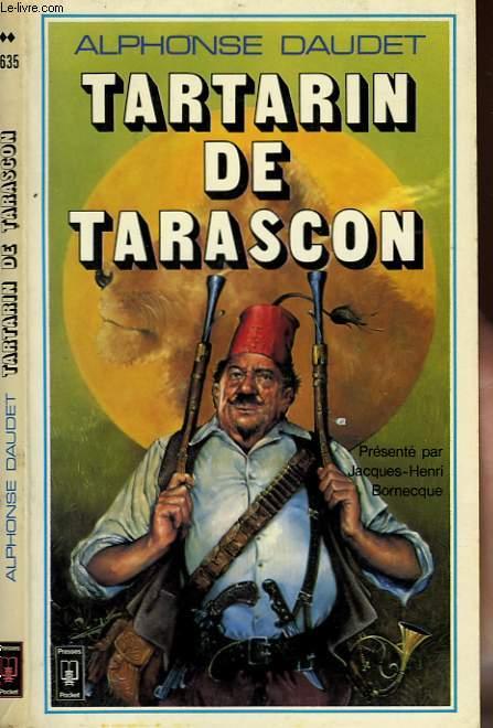 AVENTURES PRODIGIEUSES DE TARTARIN DE TARASCON