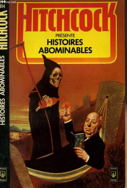 HISTOIRES ABOMINABLES - STORIES THEY WOULD'NT LET ME DO ON T.V