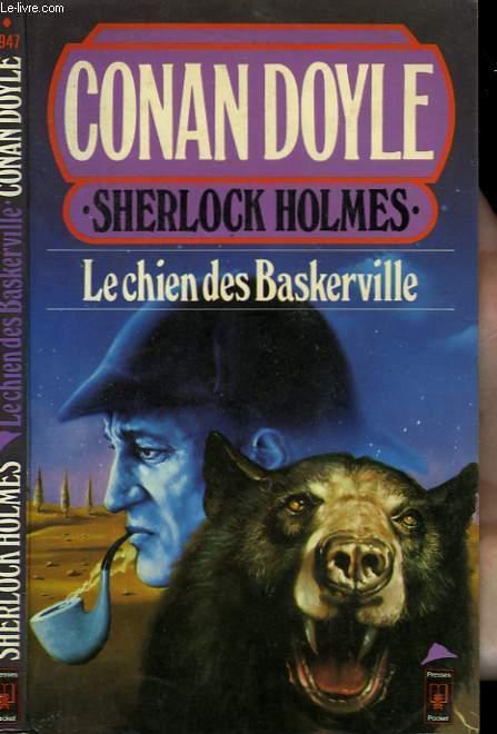 LE CHIEN DES BASKERVILLE - THE HOUND OF THE BASKERVILLES