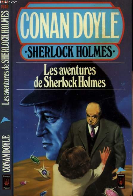 LES AVENTURES DE SHERLOCK HOLMES - THE ADVENTURES OF SHERLOCK HOLMES