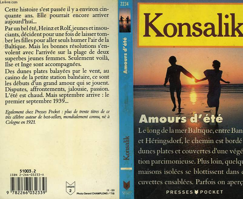 AMOURS D'ETE - SOMMERLIEBE