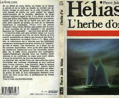 L'HERBE D'OR