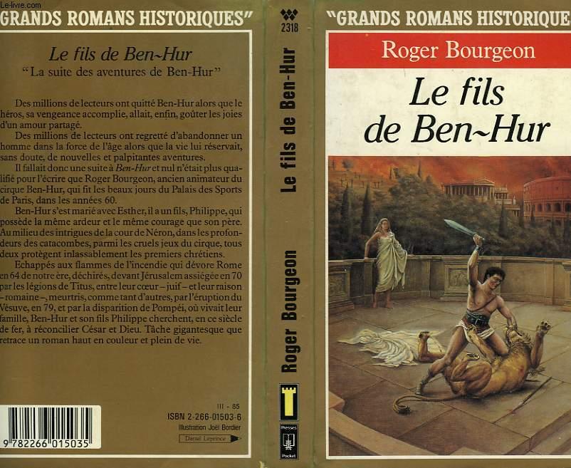 LE FILS DE BEN-HUR