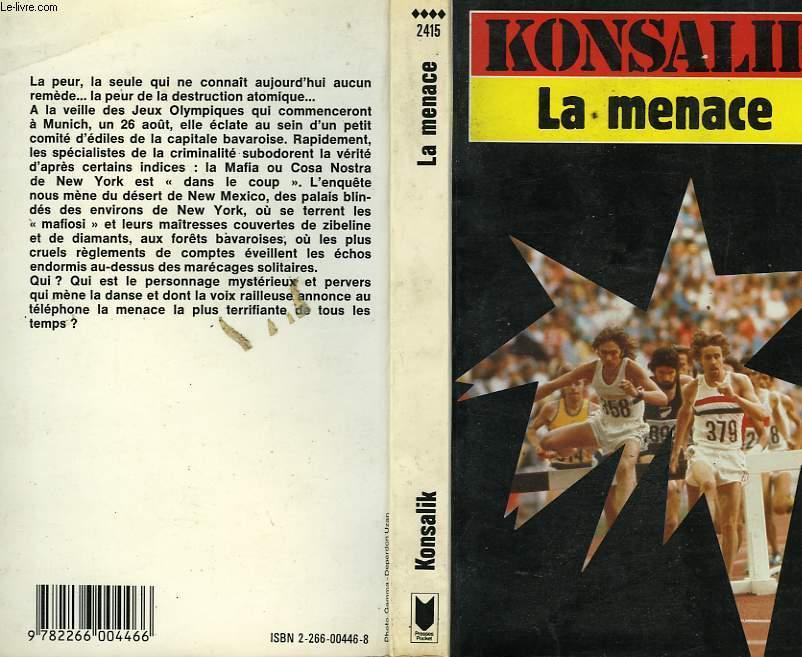 LA MENACE - DIE DROHUNG